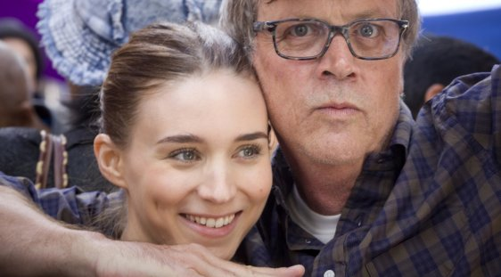 Tributee Rooney Mara and Todd Haynes