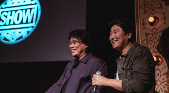 Bong Joon-Ho and Song Kang-ho